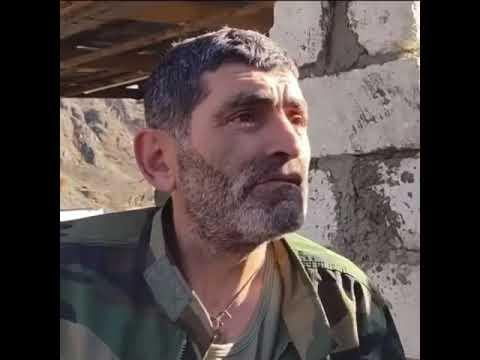 Вот что говорит Армянский солдат Умру но с честью, с оружием в руках!