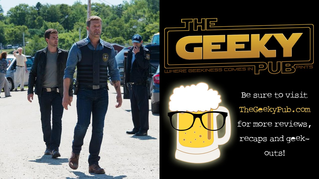 Download The Geeky Pub REVIEW: Haven S05 Episode 14 - New World Order