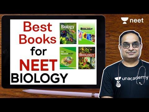 Best Books for NEET - Biology | NEET 2021 | NEET 2022 | Unacademy NEET | Sachin Sir