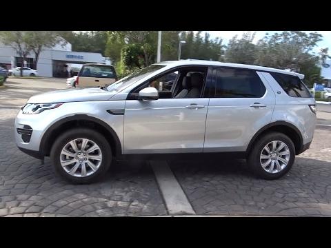 2017 Land Rover Discovery Sport Miami, Aventura, Fort Lauderdale, Broward, Miami Beach, FL NHH665419