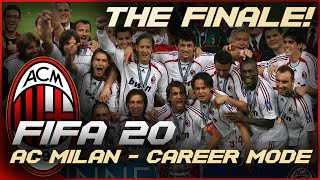 CAN WE GET THE CUP AGAINST THE RIVALS FIFA 20 AC MILAN CAREER MODE BUILDING MILAN PART 25