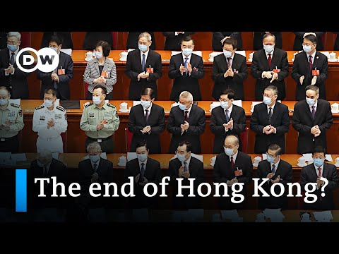China moves to end Hong Kong's autonomy | DW News