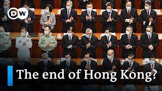 China moves to end Hong Kong's autonomy   DW News
