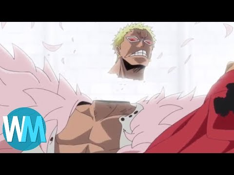 Top 10 Decapitations in Anime