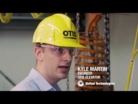 Where We Live & Work – Otis Regenerative Drive Elevators