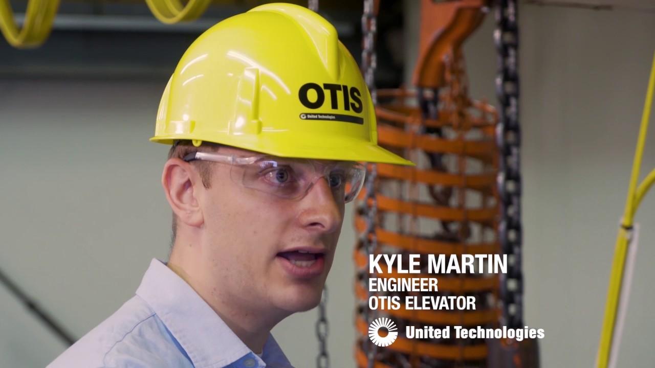 Where We Live Work Otis Regenerative Drive Elevators Youtube 104086101 Fincor Circuit Board Repair