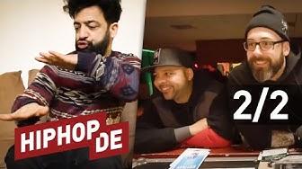Sido & Gang auf Tour: Miese Sprüche, Glücksspiel, Donald Trump & Abriss live uvm (Interview) #waslos