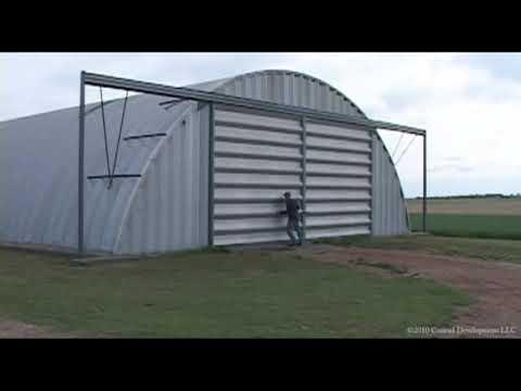 Chemical Storage Buildings