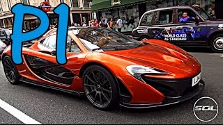 Volcano Orange McLaren P1: Twin Turbo Rumble