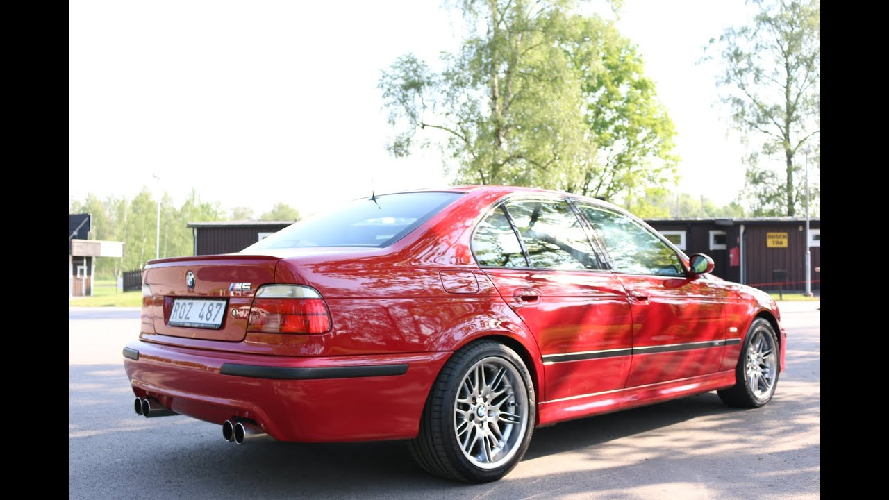 bmw m5 e39 1999 tour and quick drive youtube. Black Bedroom Furniture Sets. Home Design Ideas
