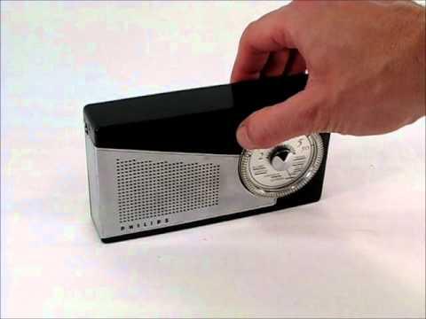 Philips L1x75t Transistor Radio