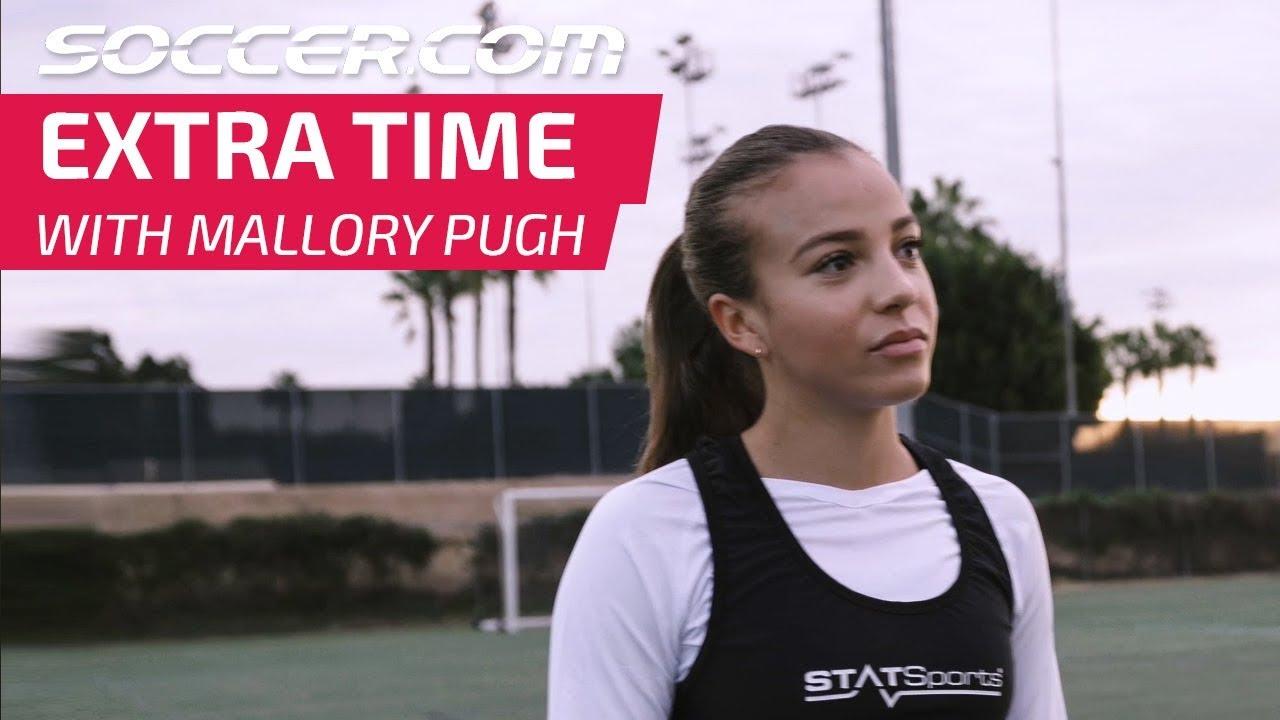 Mallory Pugh EXTRA Time Interview   SOCCER.COM