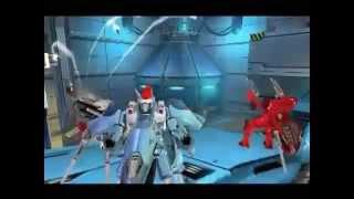 Exteel Mech-Spiel Gameplay Trailer - www.Gratis-MMORPG.com