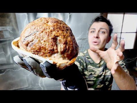 je-fais-une-giga-boulette-de-1kg-!-au-fromage-!