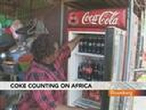 Coca-Cola's Kent Roams Africa In Search of Growth