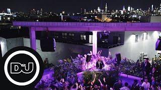 Robert Hood Sunset House & Disco Set From Elsewhere Rooftop, NYC
