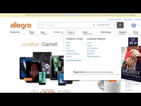 Как выбрать и купить часы на сайте Allegro.pl
