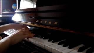 Баста - Медлячок (выпускной) piano cover