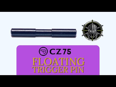 CZ 75 Floating Trigger Pin - CZ 75 Accessories By M*CARBO