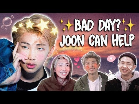 A Video To Watch When You're Sad: RM Version