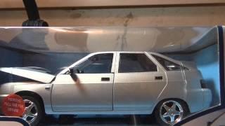 видео Обзор модели ВАЗ 2112