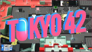 Tokyo 42: Behind the Scenes