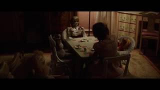 Трейлер фильма: Проклятие Аннабель 2