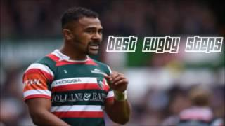 Best Rugby Steps ||HD||