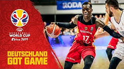 GERMANY - Team Profile   FIBA Basketball World Cup 2019