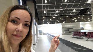 Открытие аэропорта в Симферополе Крым 2018