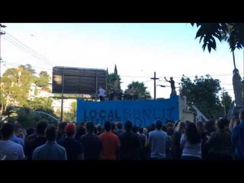 Local Natives - Live at Silver Lake Rehearsal Space on Sunset 7/7/2016