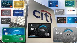 Citi Bank Credit Card Guide