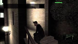 Lets' Play Tom Clancy's Splinter Cell [ HD - German ] #2 Das Polizeirevier thumbnail
