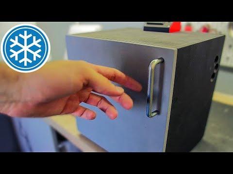 Пеноплекс, памперсы и картон: как из этого всего сделать холодильник