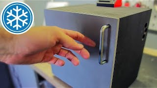 видео Самодельные датчики температуры для холодильников