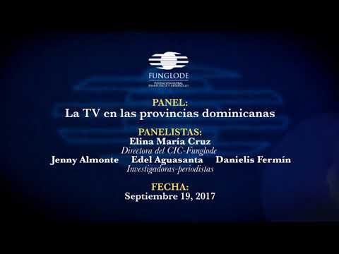 LA TV EN LAS PROVINCIAS DOMINICANAS