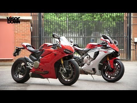 ducati 1299 panigale v 2015 yamaha r1 funnydog tv. Black Bedroom Furniture Sets. Home Design Ideas