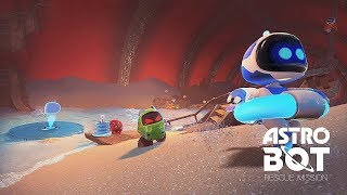 PS4 Games | ASTRO BOT Rescue Mission – Launch Trailer - PS VR