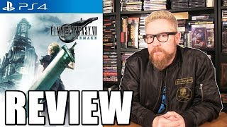 FINAL FANTASY VII REMAKE REVIEW #Ad Game Provided by S/E - Happy Console Gamer