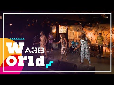 Burkina Electric - La Voix Du Boulgon // Live 2013 // A38 World