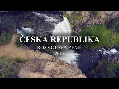 ČESKÁ REPUBLIKA - Rozvojová země 2017