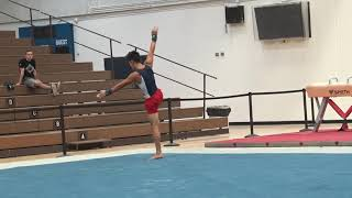 Yul Moldauer - Floor Exercise - 2019 Men's Worlds Team Selection Camp - Day 2