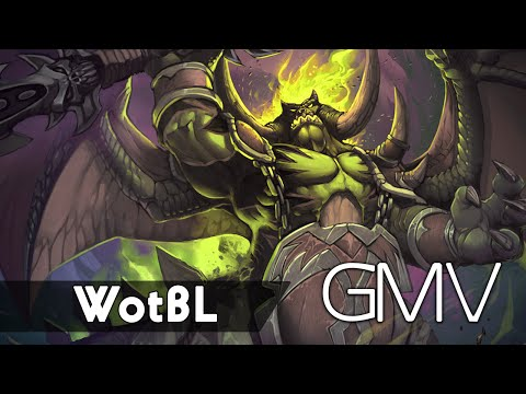 [GMV] World of Warcraft - Wrath of the Burning Legion 1080p