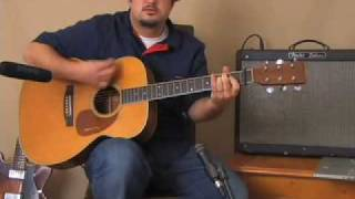 How To Play Viva La Vida Acoustic Guitar Lesson Cold PlayTutorial