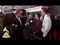Lukas Graham | Red Carpet | 59th GRAMMYs