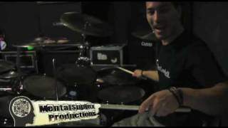 Divine Heresy - Facebreaker Drum Lesson