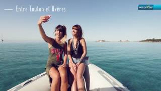 Vacanciel Carqueiranne Club*** Méditerranée Côte d'Azur 2017