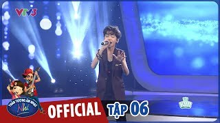 vietnam idol kids 2017 - tap 6 - quoc dat - chay