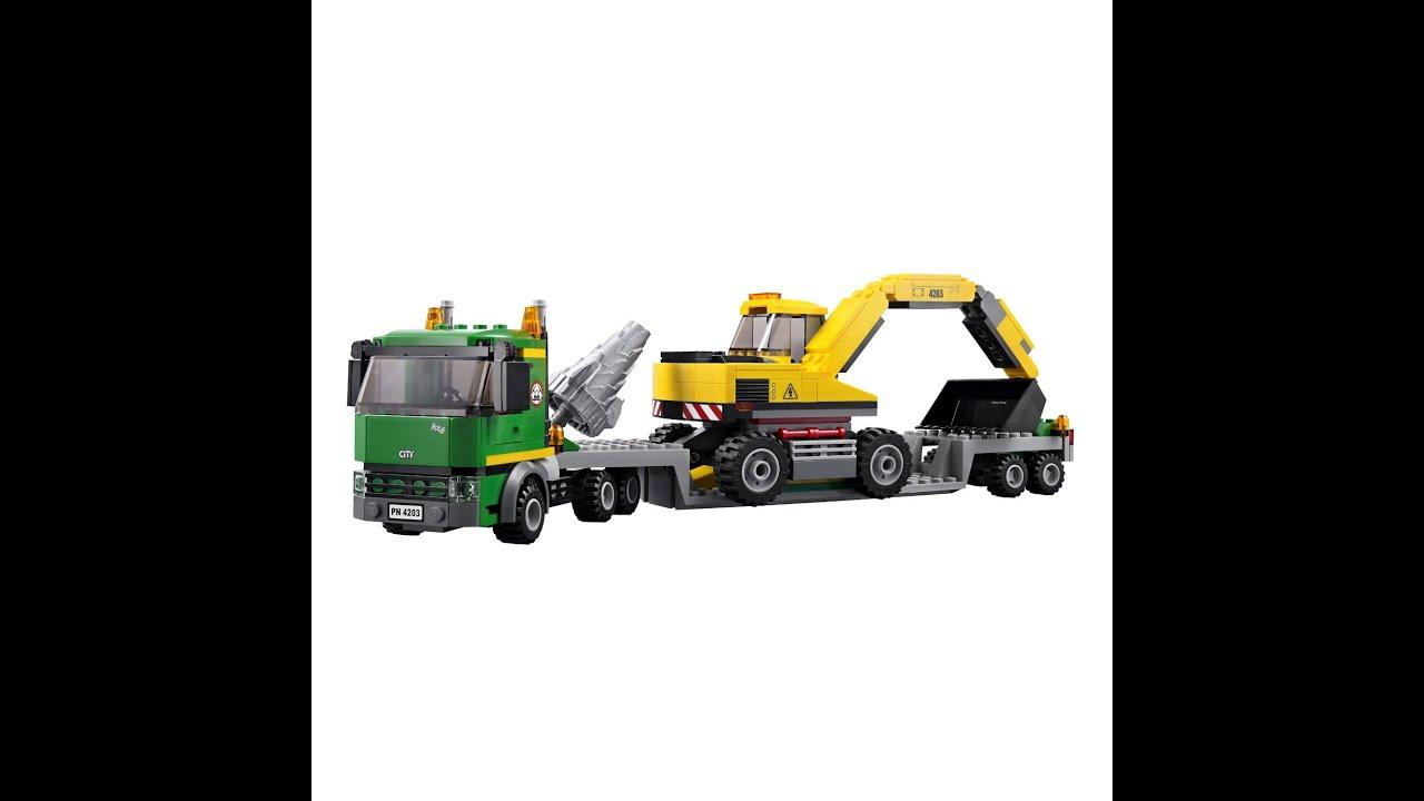 Enfants TransportJouets Pour City Pelle Lego F1cTlKJ