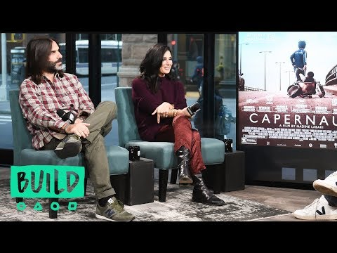 "Nadine Labaki & Khaled Mouzanar Discuss ""Capernaum"""